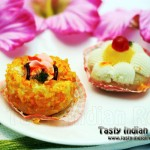 Fruit Sandesh Recipe