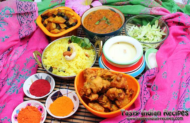 Holi Recipes