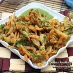 Onion Pakora Recipe / Kanda Bhaji Recipe