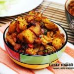 Aloo Gobi Dry Recipe