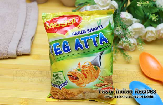 how to prepare vegetable maggi