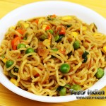 Maggi Vegetable Atta Noodles Recipe