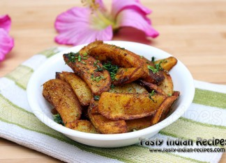 Aloo Wedges
