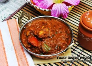Chicken Tawa Masala