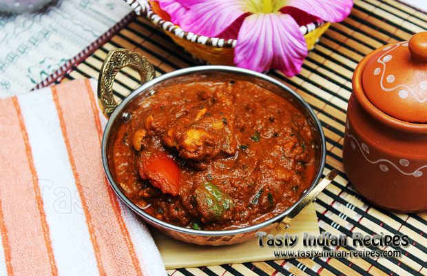 Chicken Tawa Masala Recipe
