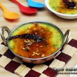 Dal Tadka (Dhaba Style) Recipe