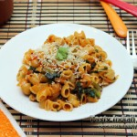 Easy Cheesy Vegetable Pasta Recipe