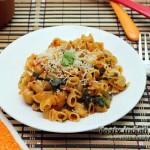 Easy Cheesy Vegetable Pasta
