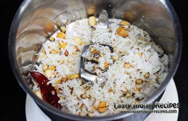 Araichu Vitta Sambar Recipe Step 5