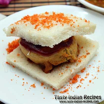 Aloo Vada Snack Recipe