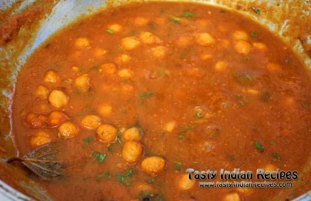 Chole Bhature Recipe Step10
