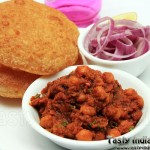Chole Puri Recipe