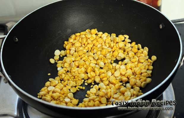Paruppu Payasam Recipe Step1