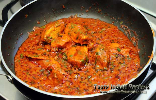 How to make chicken curry indian style step by