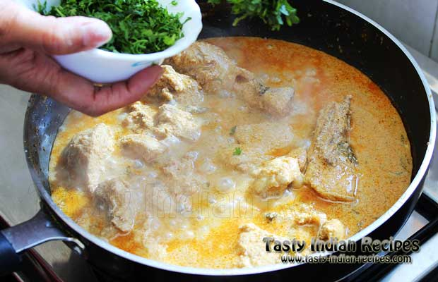 Hyderabadi Chicken Curry Recipe Step10