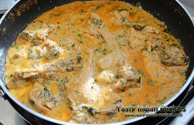 Hyderabadi Chicken Curry Recipe Step11