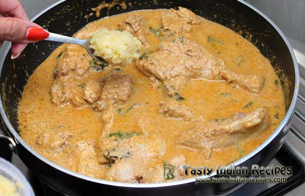 Hyderabadi Chicken Curry Recipe Step8