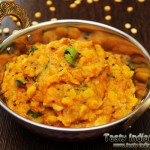 Dry Chana Dal Recipe