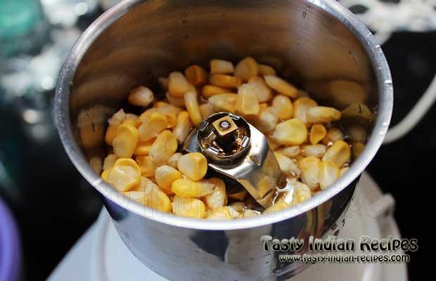 Sweet Corn Soup Recipe Step2