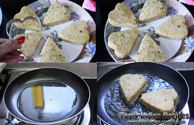 Aloo Tikki Chole Recipe Step3