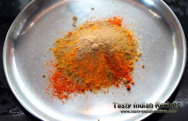 Stuffed Aloo Bhindi Recipe Step 3