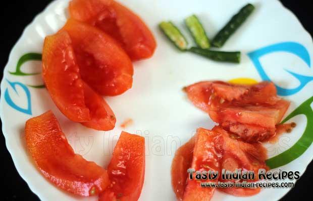 Tendli Masala Recipe step 2