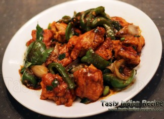 Chilli Chicken Recipe