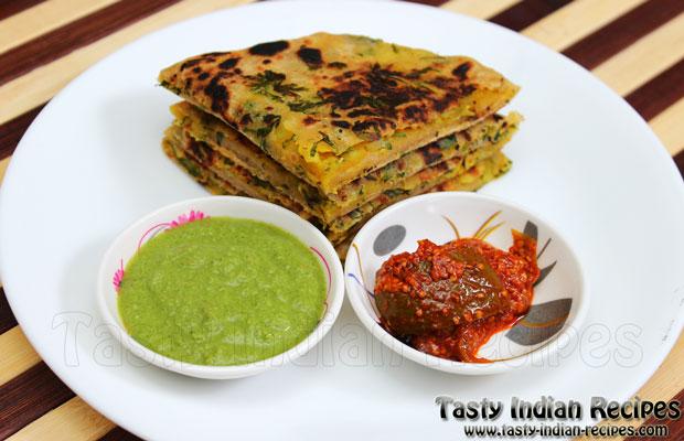 Punjabi Aloo Paratha