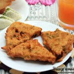 Green Chutney Pakora Recipe