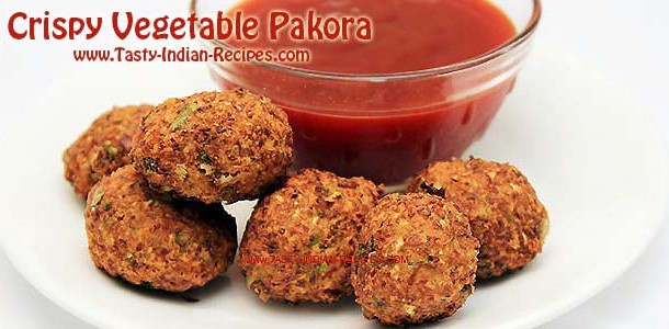 Crispy Vegetable Pakora
